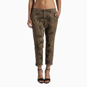JOE'S JEANS | CAMO STRAIGHT ANKLE TROUSER
